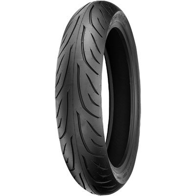 Shinko SE890 Journey Touring Front Motorcycle Tire 130/70R-18 (63H) for Victory V106 Vision Street 2008-2009
