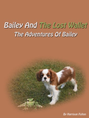 Bailey And The Lost Wallet (The Adventures of Bailey Book 1) ()