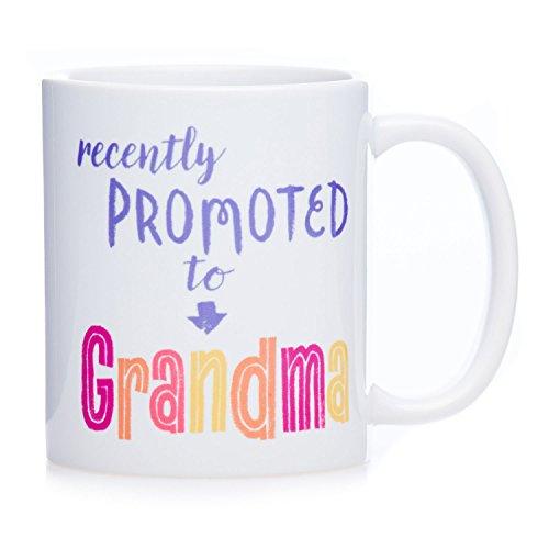 Recently Promoted to Grandma Coffee Mug