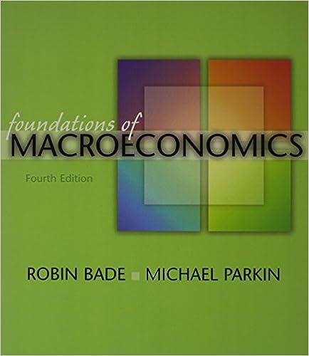 myeconlab answer key macroeconomics