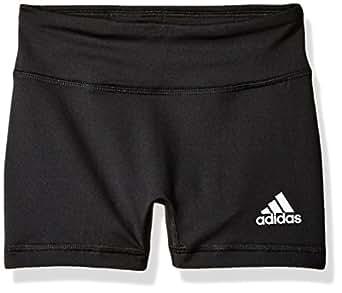 "Amazon.com : adidas Girls Volleyball 4"" Short Tights"