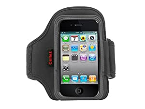 Cellet Armband Neoprene Carrying Case, Black for ipod nano (1,2,3,4 gen), Casio Exilim GzOne Ravine GzOne Rock GzOne Boulder, T-Mobile Comet Tap, LG 800G Banter Chocolate 3 Cosmos Cosmos Touch Cosmos 2 VN251 enV3 Neon II Rumor Touch VX8600 Extravert VN271, Motorola E398 i776 KRZR RAZR, Pantech Matrix Impact, Samsung Chrono Contour Flight II Freeform II Gravity T Intensity II Messager Touch Smiley :) Solstice II T528g T401g