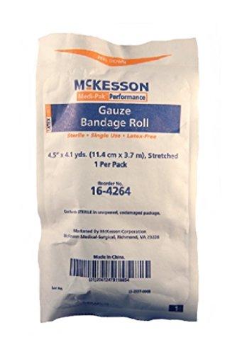 - Medi-Pak Performance Conforming Gauze Bandages 4.5 Inch X 4.1 Yard - Case of 100