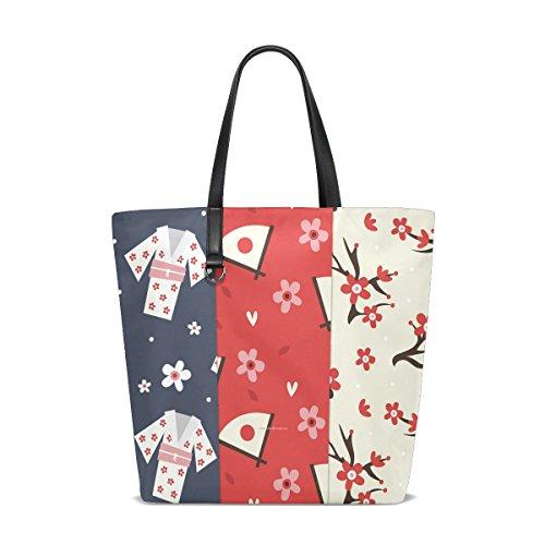 Bennigiry , Damen Tote-Tasche mehrfarbig One Size