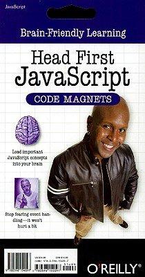 Code Magnet Kit - Head First JavaScript Code Magnets Kit