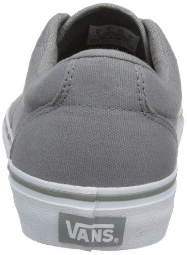 Vans M KRESS GREY/GREY/WHITE - Zapatillas de lona hombre gris - Grau (grey/grey/white)