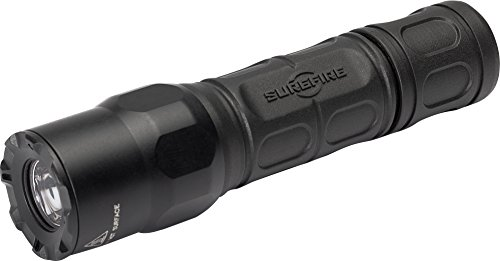 SureFire G2X Maxvision High-Output LED Flashlight, Black