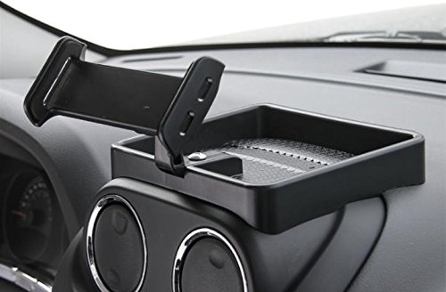 Nicebee ABS Mobile Phone Rack for 2010-2013 Jeep Compass 2014-2016 2.0L Sports and 2011-2016 Patriot by Nicebee (Image #5)