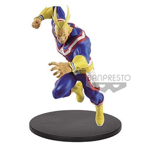 Banpresto - The Amazing Heroes Vol 05 All Might (Bandai 85645)