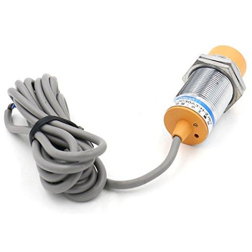 Baomain Capacitance Proximity Sensor Switch LJC30A3-H-Z/BY DC 6-36V 300mA NO 3-wire PNP Detector 1-25mm