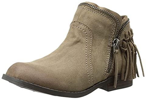 DV Kids Sunrise Bootie (Little Kid/Big Kid),Taupe,1 M US Little Kid (Dv Ankle Boots)
