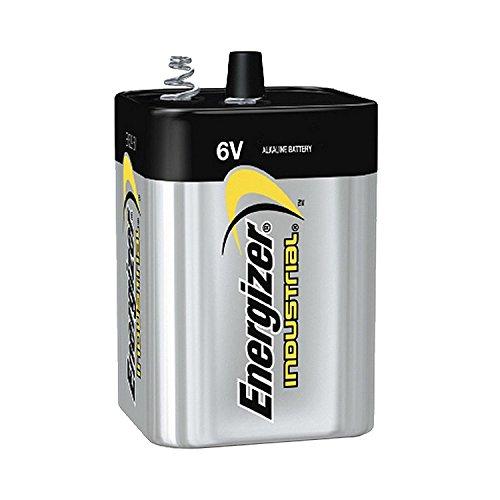 Energizer EN529 Eveready 6 Volt Lantern Alkaline Battery With Coil Spring Terminal (Bulk) (1/EA)