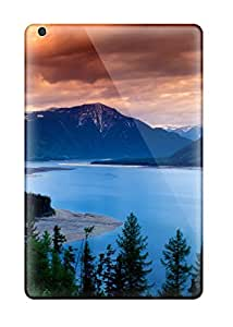 New Style Hard Case Cover For Ipad Mini 2- Water Earth 2530459J59090797
