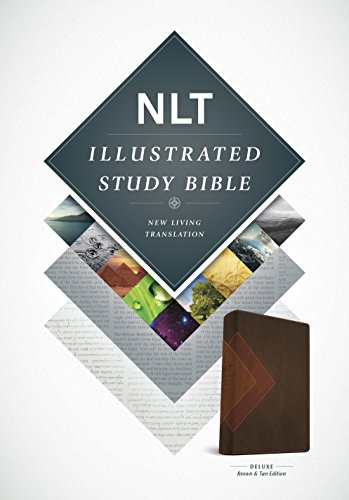 Illustrated Study Bible NLT, - Wayne Fort Mall