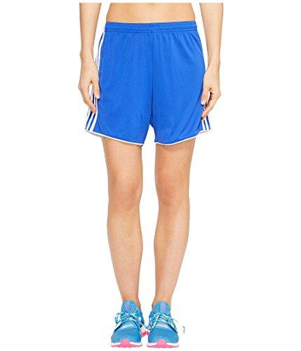 クレジット日曜日日記(アディダス) adidas レディースショーツ?短パン Tastigo 17 Shorts Bold Blue/White XS