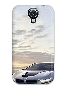 Galaxy S4 Cover Case - Eco-friendly Packaging(future Car Dekstop ) wangjiang maoyi