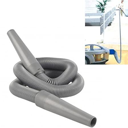 Vacuum Extension Hose 7 Meters 23FT With Attachments  sc 1 st  Amazon UK & Vacuum Extension Hose 7 Meters 23FT With Attachments: Amazon.co.uk ...