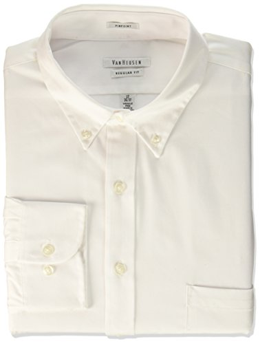 Van Heusen Pinpoint Solid Shirt product image