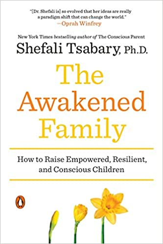 Empowering Kids In Anxious World >> The Awakened Family How To Raise Empowered Resilient And
