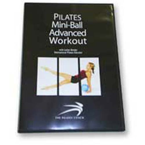 Pilates Mini-Ball Advanced Workout DVD with Leslee Bender