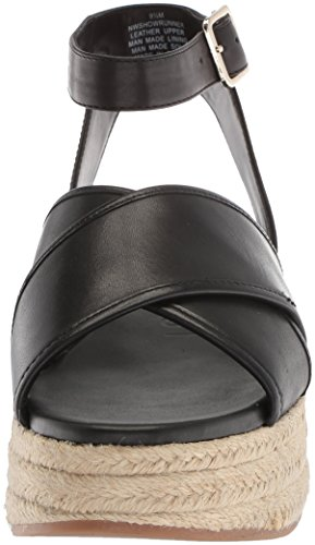Leather Showrunner Leather Nine West Damen Black w5XE1xEqz