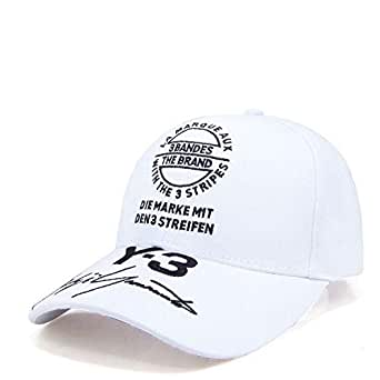 Y-3 Baseball & Snapback Hat For Unisex