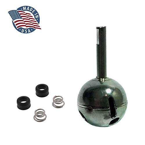 Replacement For Delta RP70 Stainless Ball Stem + RP4993 Seats & Springs