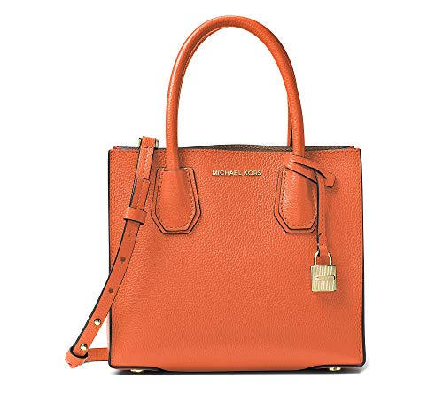 Michael Kors Orange Handbag - 3