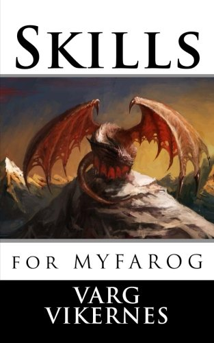 Skills: for Mythic Fantasy Role-playing Game