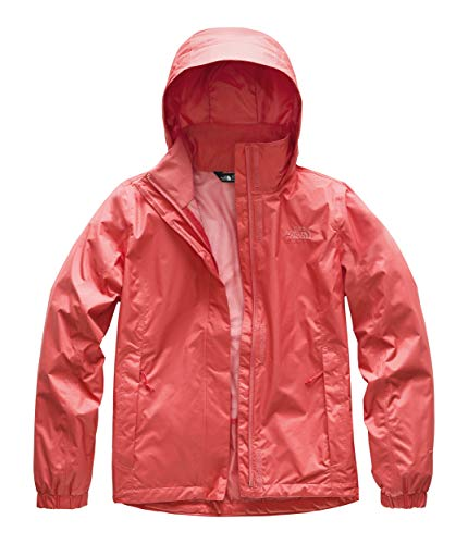 (The North Face Women's Resolve 2 Jacket Spiced Coral)