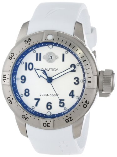 Nautica Men's N14524G BFC Diver Box Set - Watch Set Nautica Interchangeable