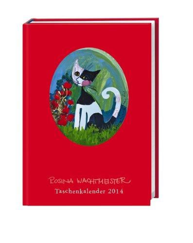 Rosina Wachtmeister A7 Kalenderbuch 2014
