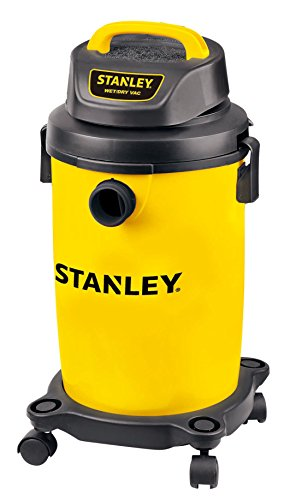 Stanley Wet/Dry Vacuum, 4.5 Gallon, 4 Horsepower
