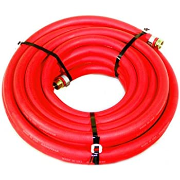 Lovely Goodyear 100519638 Red Rubber Water Hose, ...