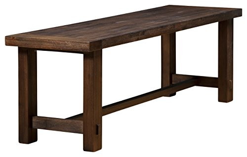 Alpine Furniture 8104-03 Pierre Bench, A - Alpine Bench Shopping Results