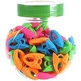 Smartneedle SNTULIP12J 60 Piece Jar Tulip Bobbin Clamps Art and Craft Product