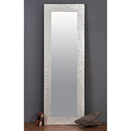 East at Main\'s Large Covington Mirror w/ Capiz Shell (27x1x79)