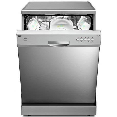 Teka LX2 710 Independiente 12cubiertos A lavavajilla - Lavavajillas (Independiente, Gris, 12 cubiertos, 52 dB, A, 70 °C)