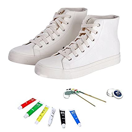 My Design Diy Painting Shoes For Teens With 6 Matching Painting Colors Made In Usa