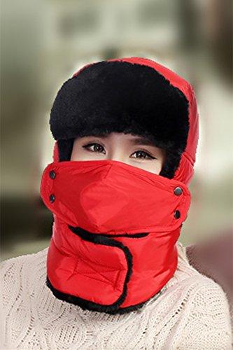 Generic Lei_Feng_ cap hat _men's ear Hat winter hat women gi