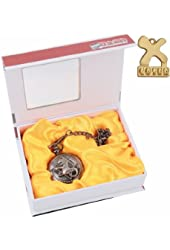 New Fullmetal Alchemist Pocket Watch Collection for Cosplay Prop Accessory Xcoser
