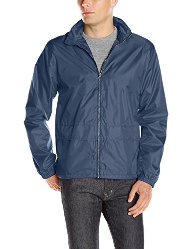 (Clique Men's Moss Windbreaker Jacket, Dark Navy,)