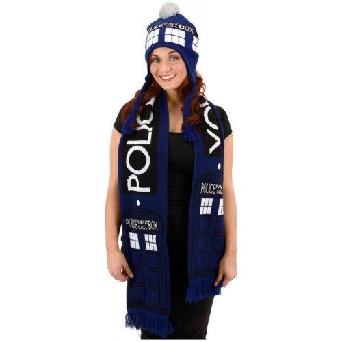 elope Doctor Who TARDIS