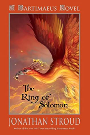 book cover of The Ring of Solomon