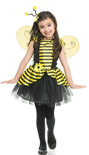 [Charades Costumes Sweet Bee Girls-X-Small (4-6)] (Sweet Bee Girls Costumes)