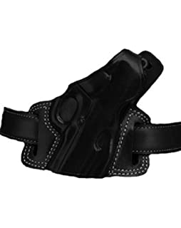 Amazon com : Galco Silhouette High Ride Holster for S&W L FR