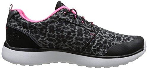 Dream Skechers BKHP BLACK nbsp;Vivid Chaussons Femme Sneaker Equalizer PINK qOEO6