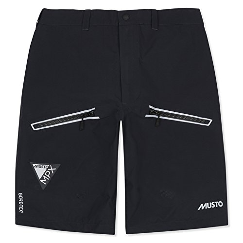 Musto MPX Gore-Tex Race Lite Short 2019 - Black M