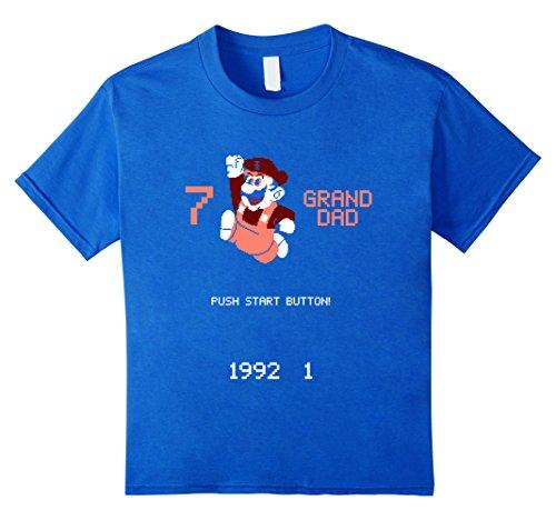 7-grand-dad-push-start-button-1992-1-funny-meme-t-shirt