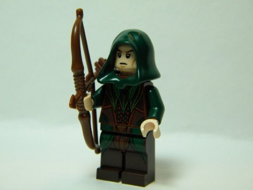 Lego: The Hobbit - Desolation of Smaug - Mirkwood Elf Archer